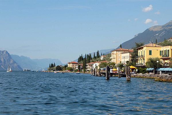 Residence vista lago