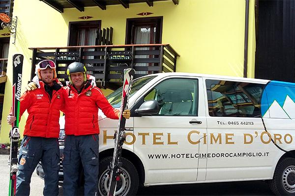 Hotel 3* a Madonna di Campiglio