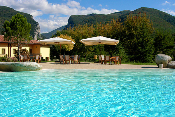 Hotel 4* con nuova area wellness