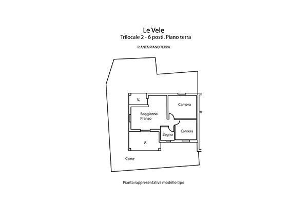 Nel centro di San Teodoro, ideale per famiglie