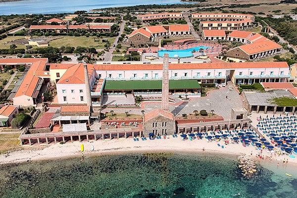 Vicino all'Arcipelago dell'Asinara