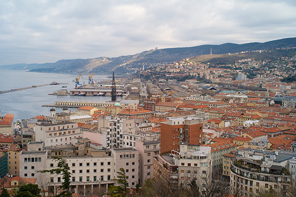 Residence a 2 km dal centro di Trieste