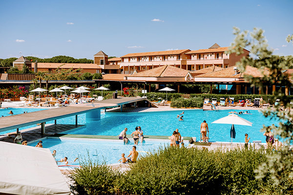 Relax, divertimento e benessere in Resort 4*