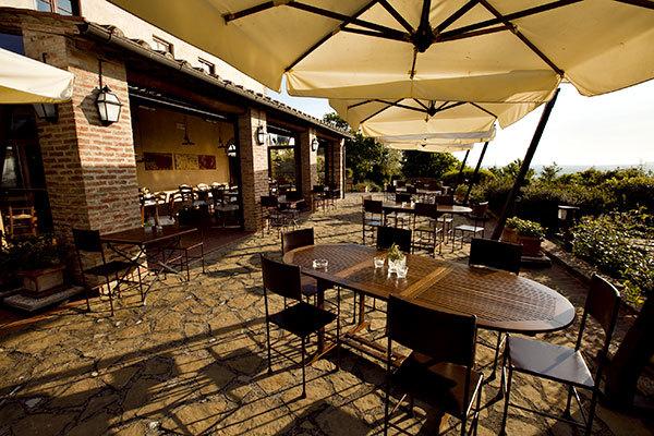 Splendido borgo nel Chianti Classico