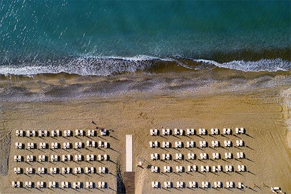 In tipico stile mediterraneo