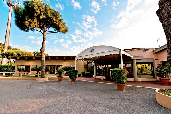 Villaggio a 5 km dal centro di Roma