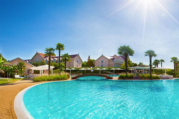 Miglior prezzo Gardaland Hotel - Castelnuovo del Garda ...