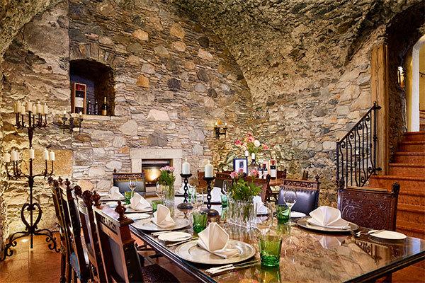 Tradizione e modernità in castello storico