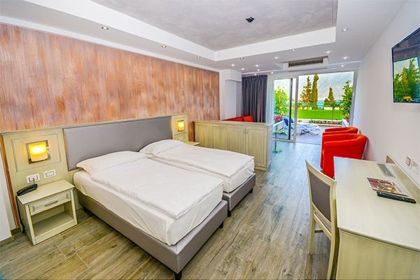 Hotel 4* con vista panoramica
