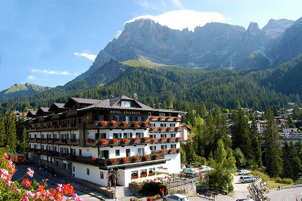 In tipico stile alpino