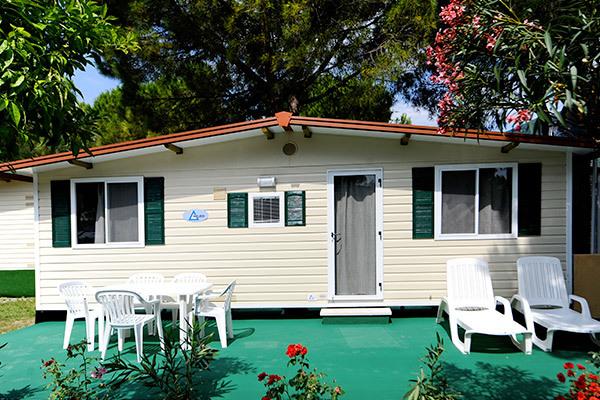 Case mobili 5 posti, sulla sponda bresciana del lago di Garda
