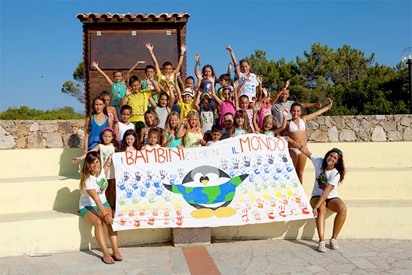 Villaggio e divertimento in Gallura
