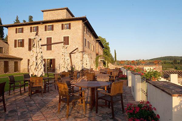 relax e tranquillità in Villa del XVI secolo tra le colline del Chianti
