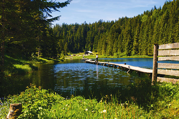 Wellness nella valle di Leutasch