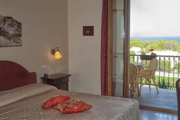 4* in posizione panoramica a San Vito Lo Capo