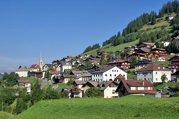 Benessere in Val Gardena