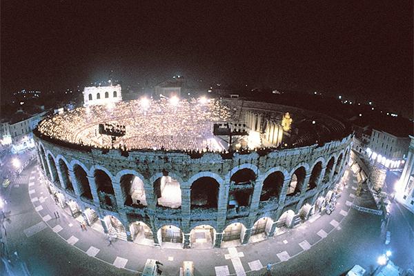 Meraviglioso Hotel + Opera in Arena di Verona