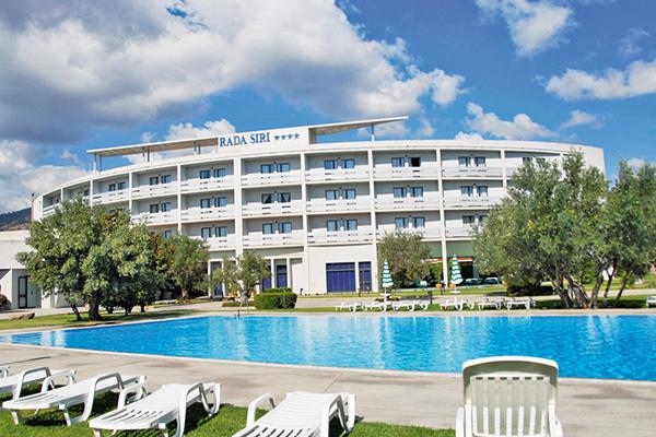 Eccellenza alberghiera sulla costa ionica