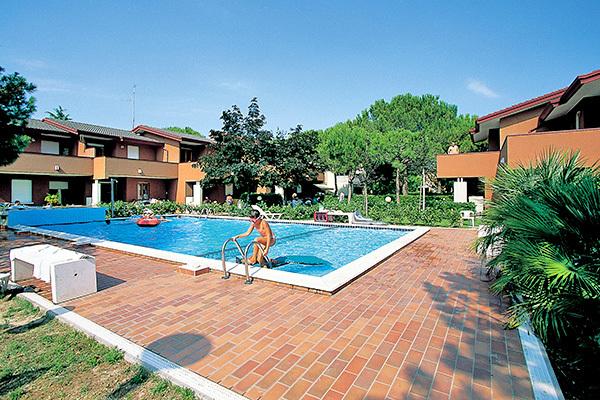 Appartamenti vicini al mare ed al centro di Bibione