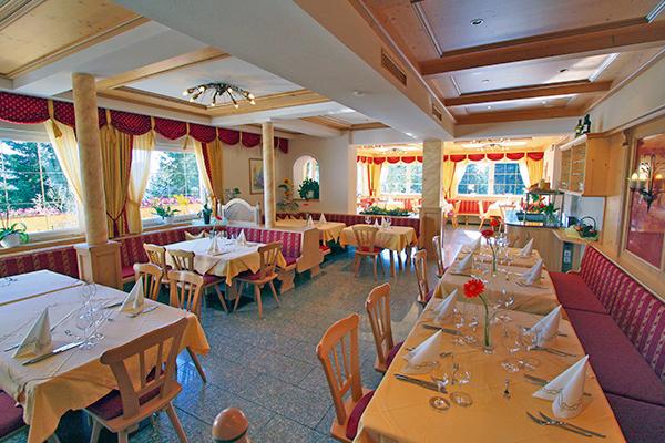 Tipica cucina e atmosfera familiare