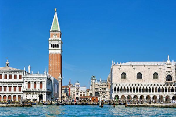 Nel cuore di Venezia