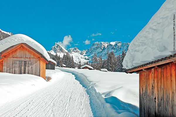 Family Hotel low cost in Val di Fassa