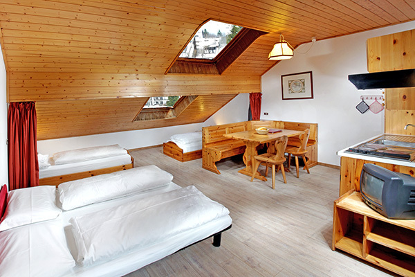 Family Residence in Val di Fiemme