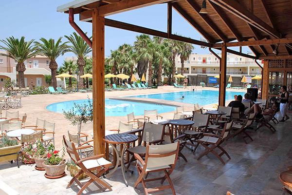 Nuovo villaggio Veratour a Creta