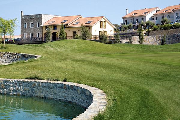 Ideale per gli amanti della natura e del golf