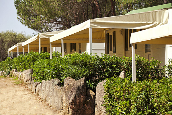 Hotel-Resort in camping village