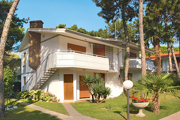 Appartements lignano schl sselubergabe in unitas marina for Appartamenti lignano