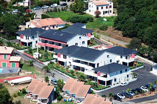 Accogliente residence a 100 metri dalla spiggia