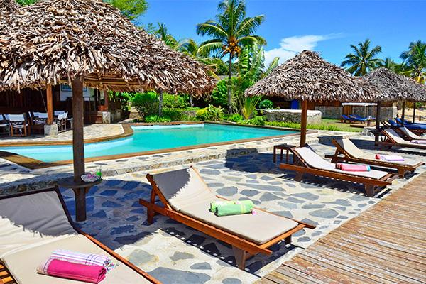 Piccolo e confortevole Resort