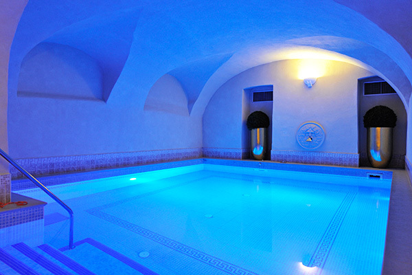 Wellness in dimora storica