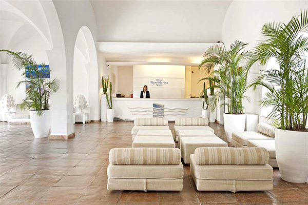 Stile mediterraneo in Resort 4*