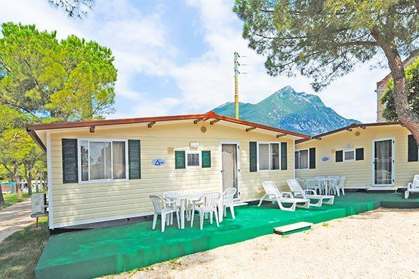 Case mobili fino a 5 posti letto