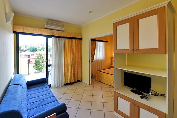 Vacanza in appartamento, con servizi di un hotel