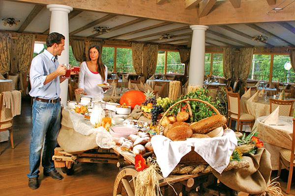 Family hotel, wellness, buona cucina