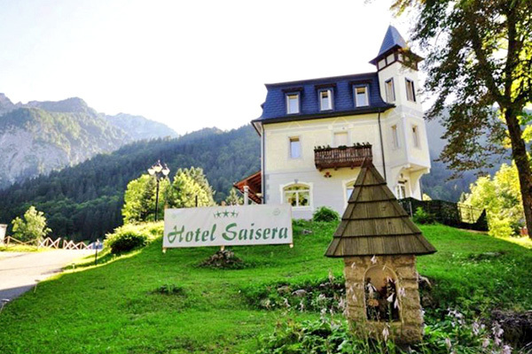Vacanze nelle Alpi Giulie