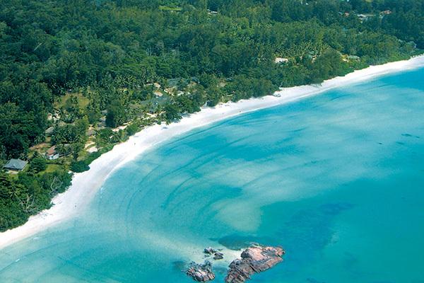 Un'oasi incantata nell'isola di Praslin