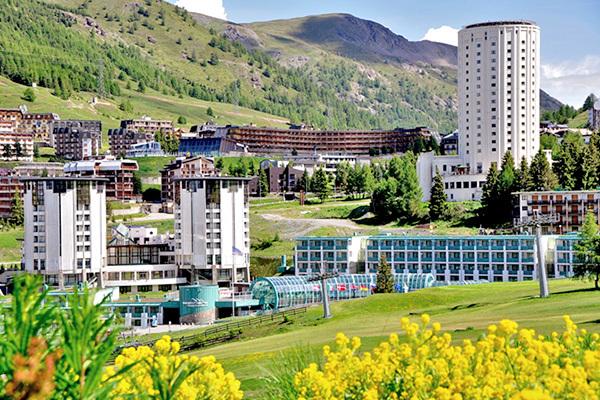 Village Resort tra modernità e tradizione