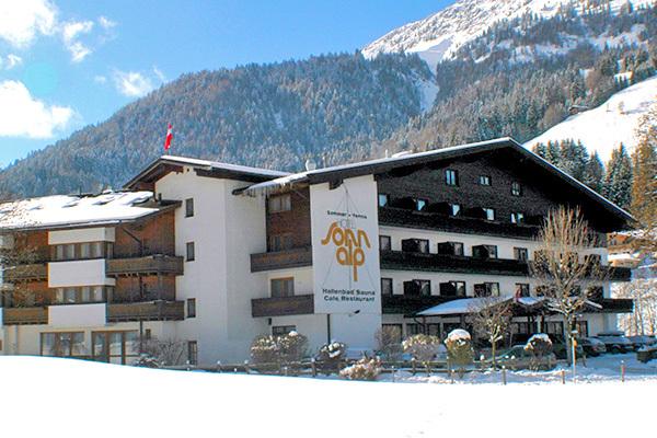 A 6 km da Kitzbühel