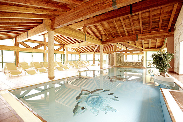 4*S con area Wellness di 2000 mq