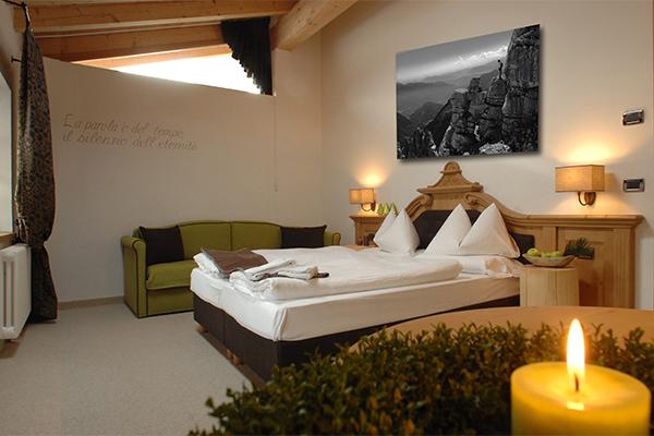 Boutique hotel 4* in Val di Fiemme