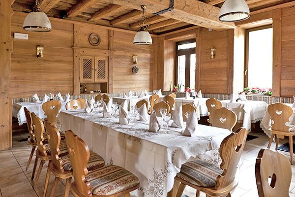 Ambiente tipico e buona cucina