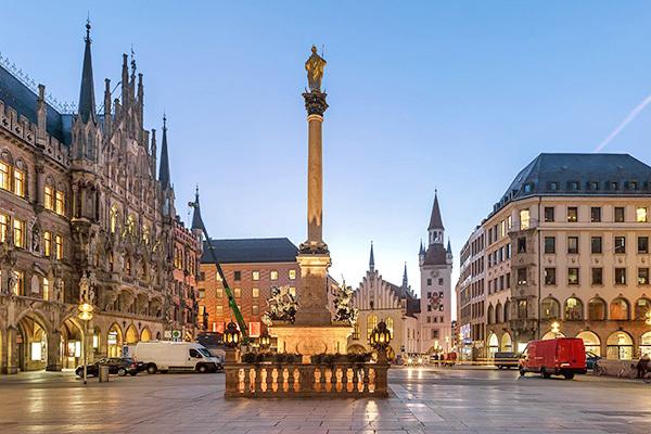 Alla scoperta dei Castelli della Baviera