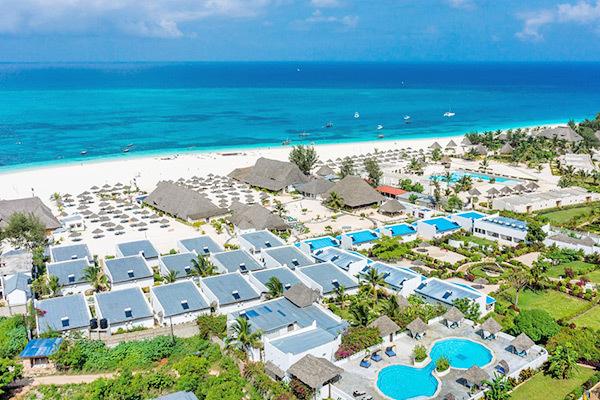 "Risultato immagini per Eden village premium Kendwa Beach Resort"""