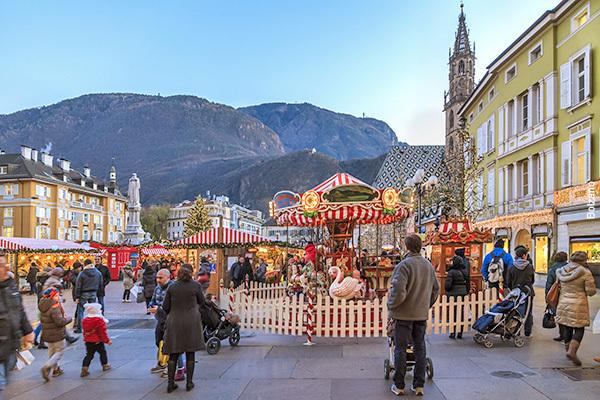 Tour for Trento e bolzano