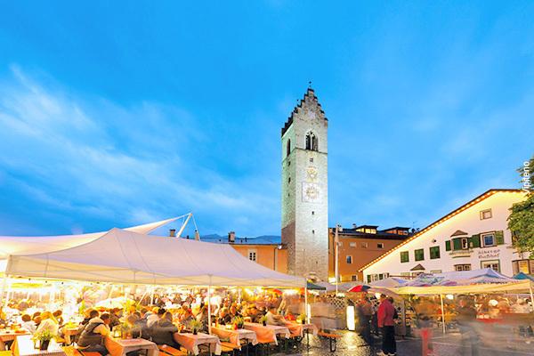 Tour for Mezza pensione bressanone