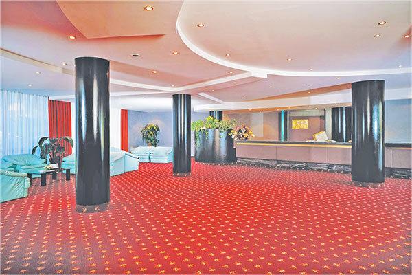 Design hotel a Paestum